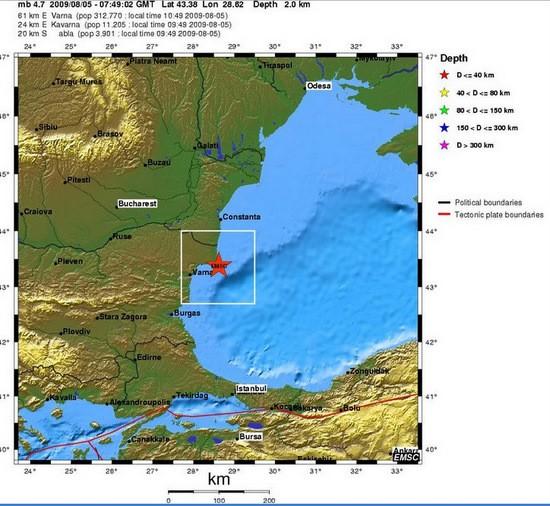 harta cutremur 05 aug 2009