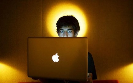 Aaron Swartz Photo: AP