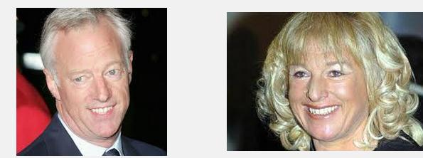 Mark Thatcher and Carol Thatcher, twins of Iron Lady