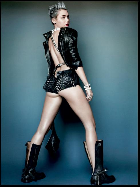 Miley Cyrus PUNK VMAGAZINE V83