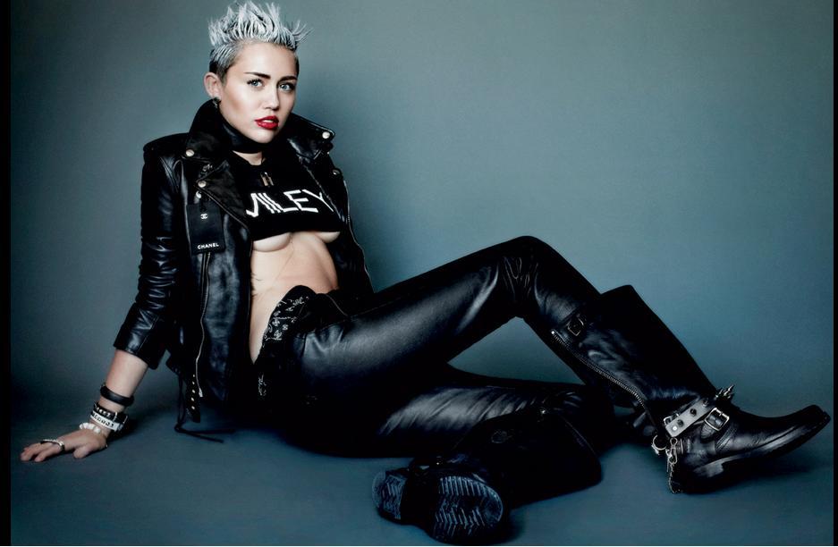 Miley Cyrus PUNK 2  VMAGAZINE V83