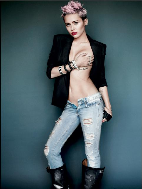 Miley Cyrus VMAGAZINE V83