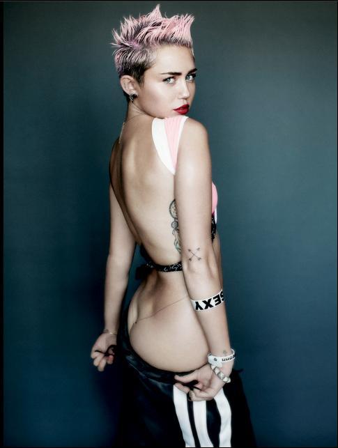 Miley Cyrus VMAN VMAGAZINE V83